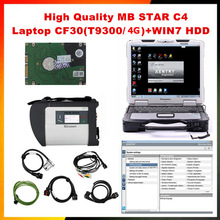 2017 for mercedes benz star diagnosis mb star c4 with 2017 09 DTS Software 320G HDD Install Well  Laptop CF30 DHL Free Shipping