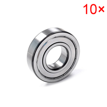 10pcs Hight Quality RC Spare Parts 02139 HSP Ball Bearing 10*5*4 8 PCS For RC 1/10 Car Buggy Truck SL  M09