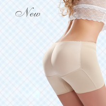 An qian brand women push up pants seamless buttocks up lady butt lifting lingerie padded hip enhancing shaper panties underwear