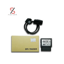OBD II GPS Tracker 16PIN OBD Plug Play Car GSM OBD2 Tracking Device GPS locator OBDII with free online Software IOS Andriod APP(China)
