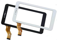 "NEW 7"" LuxPad 7719 Quad Core 3G HD GPS Touch Screen Panel Digitizer Glass Sensor(China)"