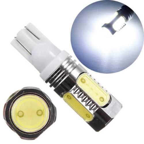 1x T10 W5W 168 194 7.5W High Power Car Signal Tail Turn COB LED Light Lamp Bulb<br><br>Aliexpress