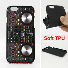 Denon dj digital mixer serato Phone Cases Soft TPU For iPhone 6 7 Plus SE 5S Touch 6 For Samsung S8 Plus S7 S6 Edge S5 S4 Note 5(China)