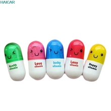 Creative Travel Essential New Home Furnishing Creative Expression Towel Pill Storage Box Levert Dropship mar9(China)