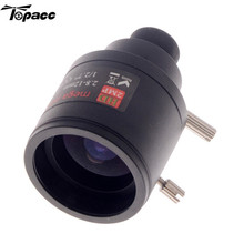 700TVL 2.8-12mm 1/3 For Sony CCD Manual Zoom Camera Lens FPV For RC Camera Drone Accessories(China)