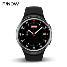 New Finow X3 Smart Watch 3G Bluetooth Android Watch Support Heart Rate GPS play store for android & IOS phone