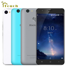 Original Blackview E7 5.5Inch Fingerprint Mobile Phone MTK6737 Quad Core Android 6.0 4G LTE Smartphone 1G RAM 16G ROM Cell phone