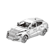 MSL 3.0T go-anywhere vehicle model 3D laser cutting cars model educational diy toys Jigsaw Puzzle DIY Metal fun for kids gift