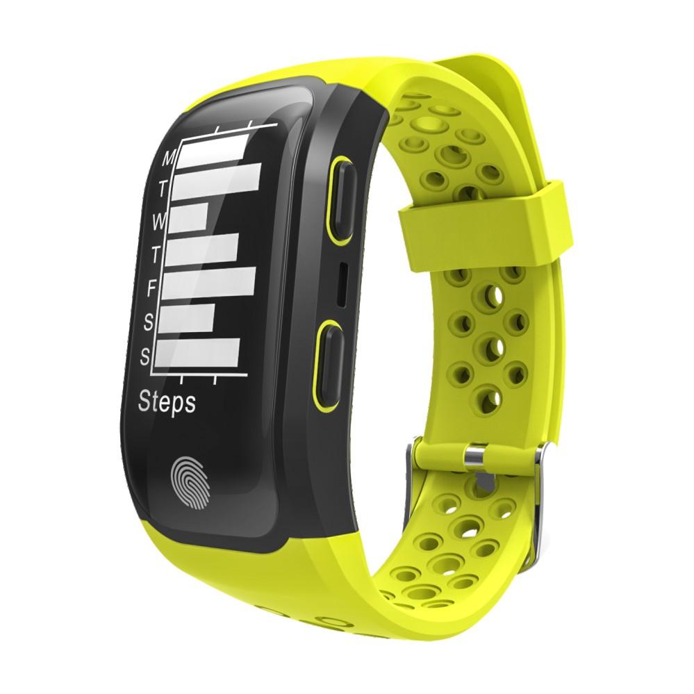 LEMDIOE Heart Rate Smart Wristband GPS Track Record Smart Band 2 Sleep Pedometer Bracelet Fitness Tracker Smart Watch Relogio 17
