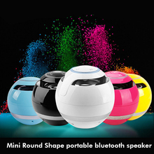 The best selling mini portable bluetooth speaker Music Speaker with TF card mp3 player FM audio for mobile phones(China)