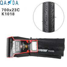 K1018 road bike tire, 700C * 23C road bicycle folding tire wear stab 60TPI 253g bicycle parts supplier