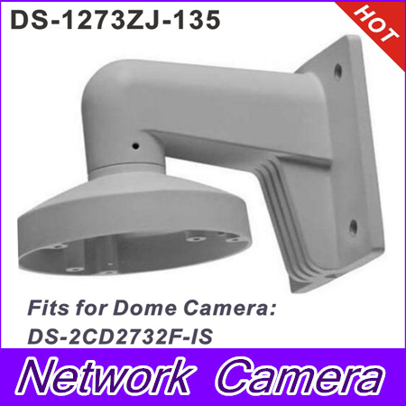 wall mount DS-1273ZJ-135 (White ) Continental Dome Camera Wall Bracket<br>