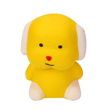 Kid Fun Toy Gift Anti-stress Boys Girl Adult Jumbo Kawaii Cute Dog Squishy Slow Rising Cream Scented Decompression Toys(China)