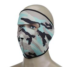 Bicycle Cycling Full Face Mask Running Jogging Facemask Anti Pollution Mask Outdoor Sports Windproof Camouflage Face Mask(China)