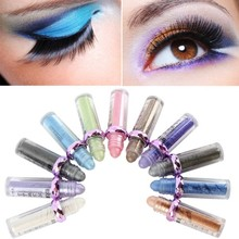 Single Roller Color Eyeshadow Glitter Pigment Loose Powder Eye Shadow Makeup New Arrival Hot Sale
