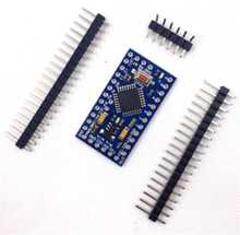 Buy Pro Mini 328 Mini ATMEGA328 5V/16MHzwith Pin Header arduino 100pcs/lot for $228.00 in AliExpress store