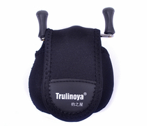 Trulinoya Fishing Reel Bag Baitcasting Storage Bag Fly Fishing Reel Pouch Protective Cover Reel Case(China)