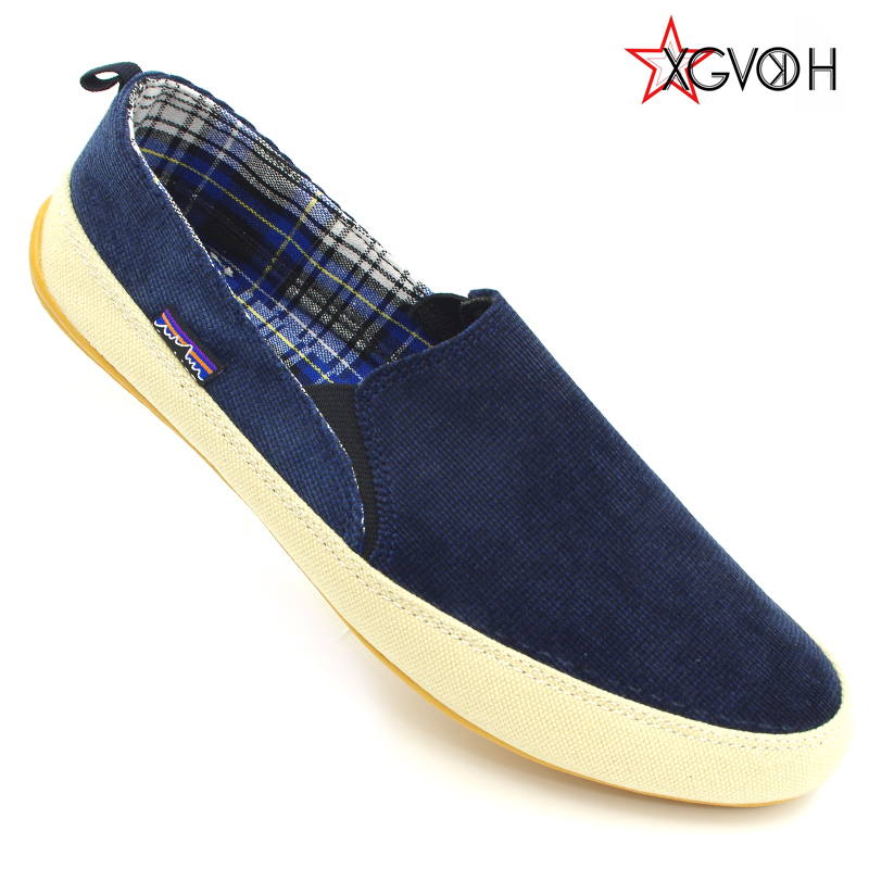 New casual Casual Shoes For Men Fashion Zapatillas mujer Breathable canvas Shoes  Loafer Slip on Mens Lightweight YG50<br><br>Aliexpress