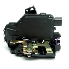 For SEAT Skoda Rear Right Door Lock Mechanism For VW GOLF BORA LUPO PASSAT B5 MK4 3B4839016A