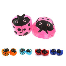 Kids Arm Swimming Pool Float Ring Brachi 1 Pair Child Protable Inflatable Aid Band Certified Swim Equipment Ladybird Arm Float