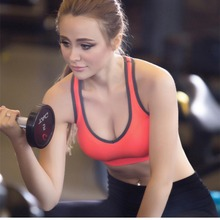 CRESTGOLF Golf Training Women Sport Bras Underwear Athletic Vest Running Gym Fitness Yoga Bra V Shape Design No Rim Wireless Bra