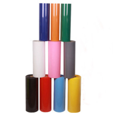 Heat Transfer Vinyl cutting film, Cutter Press PVC Iron-on for textile 50cm x 100cm(China)
