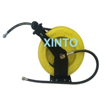10---15M Automotive high pressure water hose reel, Automatic retractable reel