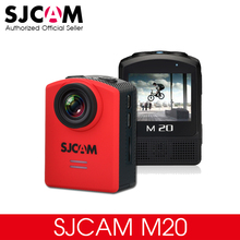 Original SJCAM SJM20 Gyro Novatek 9666 Action Camera Helmet Sports DV Waterproof 4K 24fps 2K 30fps 16MP Remote Control All Color(China)