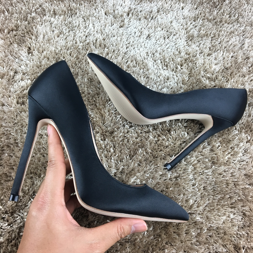 Brand fashion women pumps sexy high heel pumps shoes for women sexy pointed toe high heels party wedding shoes woman(China (Mainland))