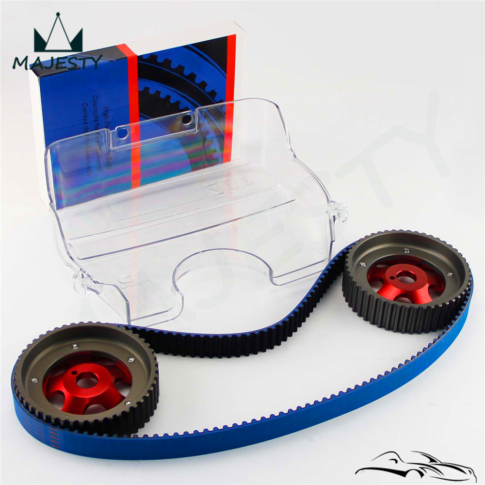 Cam Gear Pulley Kit For Toyota 1JZ 1JZGTE 1JZ-GTE 88-92 PL Racing Timing Belt