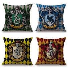 c6a9f249273c Harry Potter Poduszki Do Dekoracji Wnętrz poduszki pod talię Pokrywa  Hogwart Śmierć Znak Movie Poster Sofa