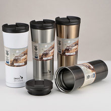 Vacuum cup 500ml stainless steel Coffee cup travel Water bottles Vacuum Flasks & Thermoses Coffee & Tea Sets
