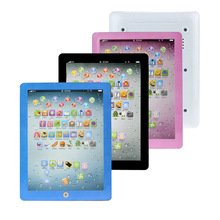 Hot Child Touch Type Computer Tablet English Learning Machine Study Machine Educational Toys for children kids(China)