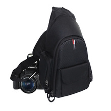 Buy DSLR Camera Video Triangle Bag Nikon D3200 D3100 D750 D810 D90 D7200 D7100 D7000 D5300 D5200 D5100 D3400 D3300 Shoulder Case for $21.44 in AliExpress store