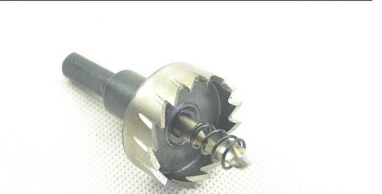 G 40mm Professional HHS9341 Metal Twist Drill Bit Hole Saw Plate Cutter T<br><br>Aliexpress