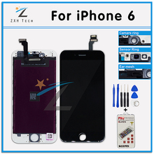 AAA LCD Touch Screen Ecran For iPhone 6 6 Plus 6S 6S Plus LCD Display Pantalla Digitizer Assembly Replacement with Free Tools(China)