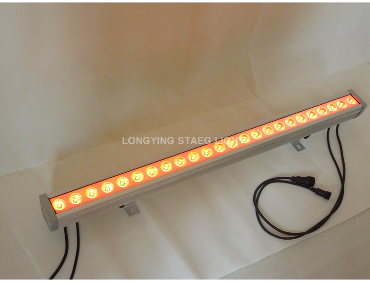 24x10w led wall washer light model 1