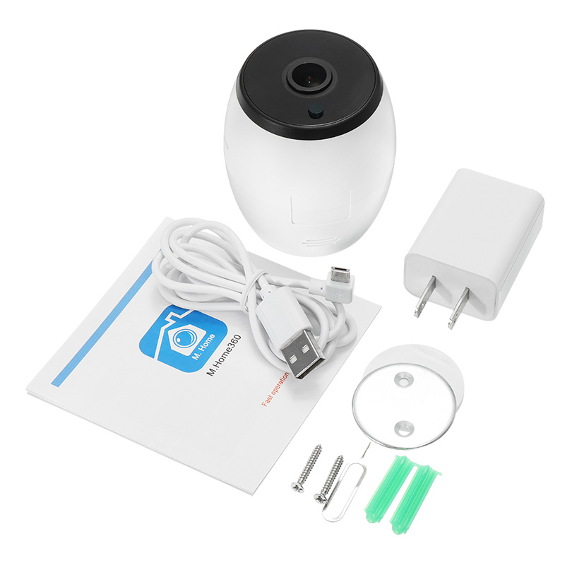 NEW Safurance Home Security 960P IP Camera Wi-Fi Wireless Mini Network Camera Surveillance Wifi Night Vision CCTV Camera<br>