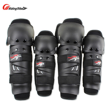1 Set Motorcycle Protection Knee And Elbow Protector Protective Gear Off-road Racing Motorbike Motocross Knee Elbows Pads(China)