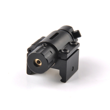Hunting Mini Tactical Red Laser Gun Sight For Pistols Weaver Mount Hunting Laser Sight