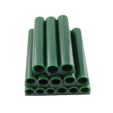 3 Pieces Ferris Carving Wax, Wax Ring Molds Tubes,Green Color Wax Patterns Ring,Polishing Engraving Accessories,High Quality