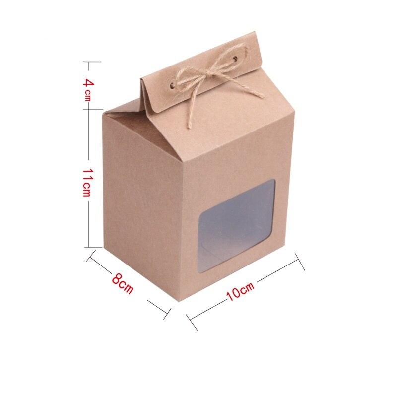 Kraft Paper Party Bags [ 100 Piece Lot ] 2