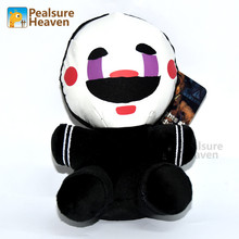 18 CM Doll Five 5 Nights at Freddy's Teddies Stuffed Plush Toy Role Cartoon Animal Kids Children Gift Freddys Mask man China