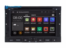 Pure Android 5.1.1 System HD Screen For Citroen Berlingo 2008-2012 Car DVD GPS System Car Stereo System Media Multimedia