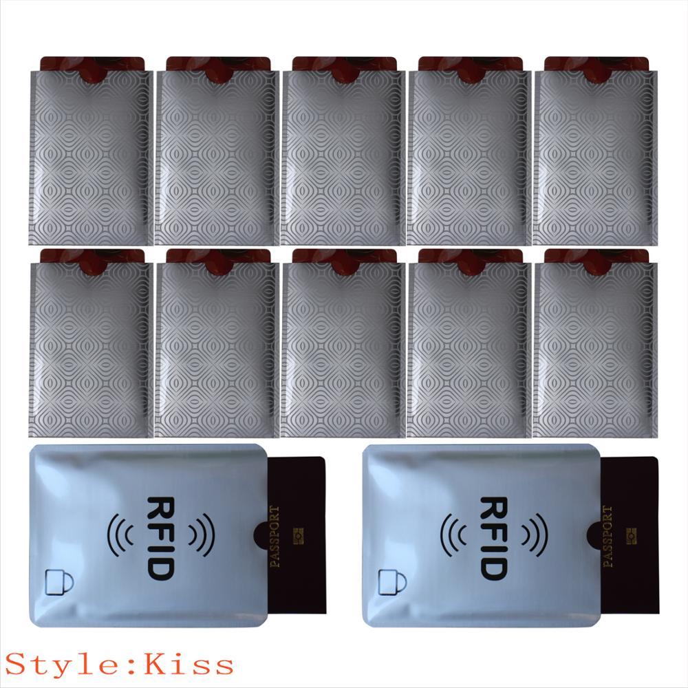 RFID SLEEVE-01KISS