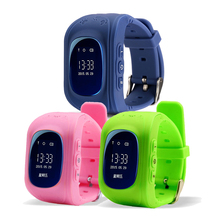 Q50 GPS Smart Kid Safe Smart Watch SOS Call Location Finder Locator Tracker for Child Anti Lost Monitor Baby Son Girl Wristwatch(China)