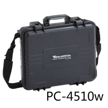 2.9 Kg 447*427*109mm Abs Plastic Sealed Waterproof Safety Equipment Case Portable Tool Box Dry Box Outdoor Equipment