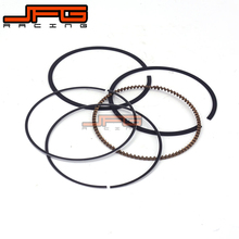 Motorcycle NC250 Piston Ring Kit For XZ250R T6 Xmotos 250cc 4 Valves J5 KAYO Engine Parts Dirt Bike Off Road