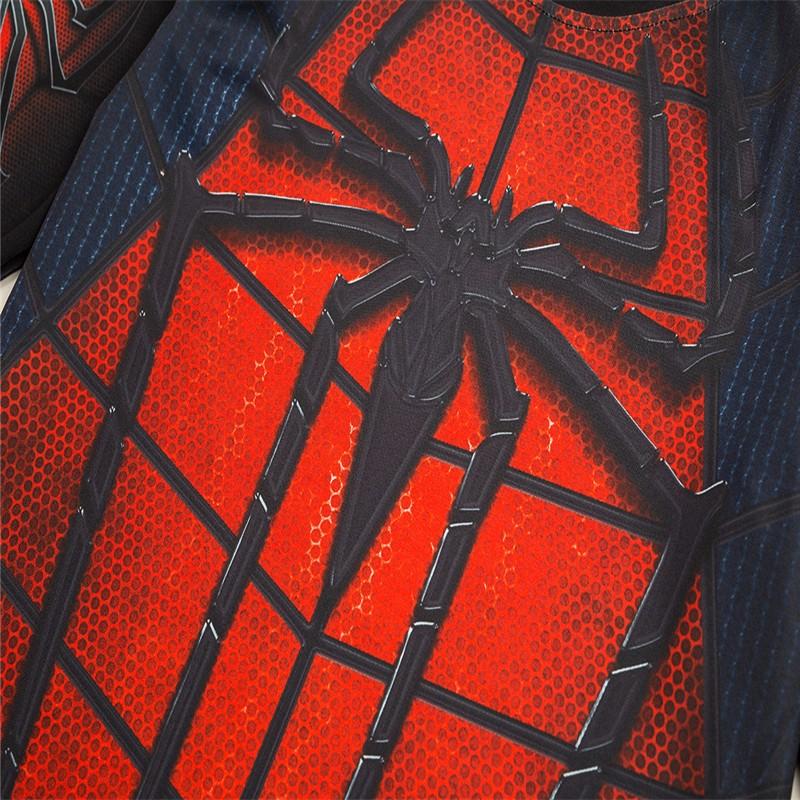 Marvel Gyms Clothing Fitness Compression Shirt Men Batman t-shirt men Long Sleeve 3D t shirt men Crossfit Tops tee shirt homme 37