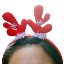 New Top Fashion Adult or child 1 PC Christmas  Hair Accessory Decoration Home Party  Head Hoop A Holiday Spirit Go Booster Vicky